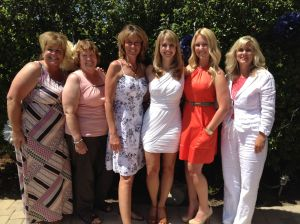 Bridal shower in Orcutt